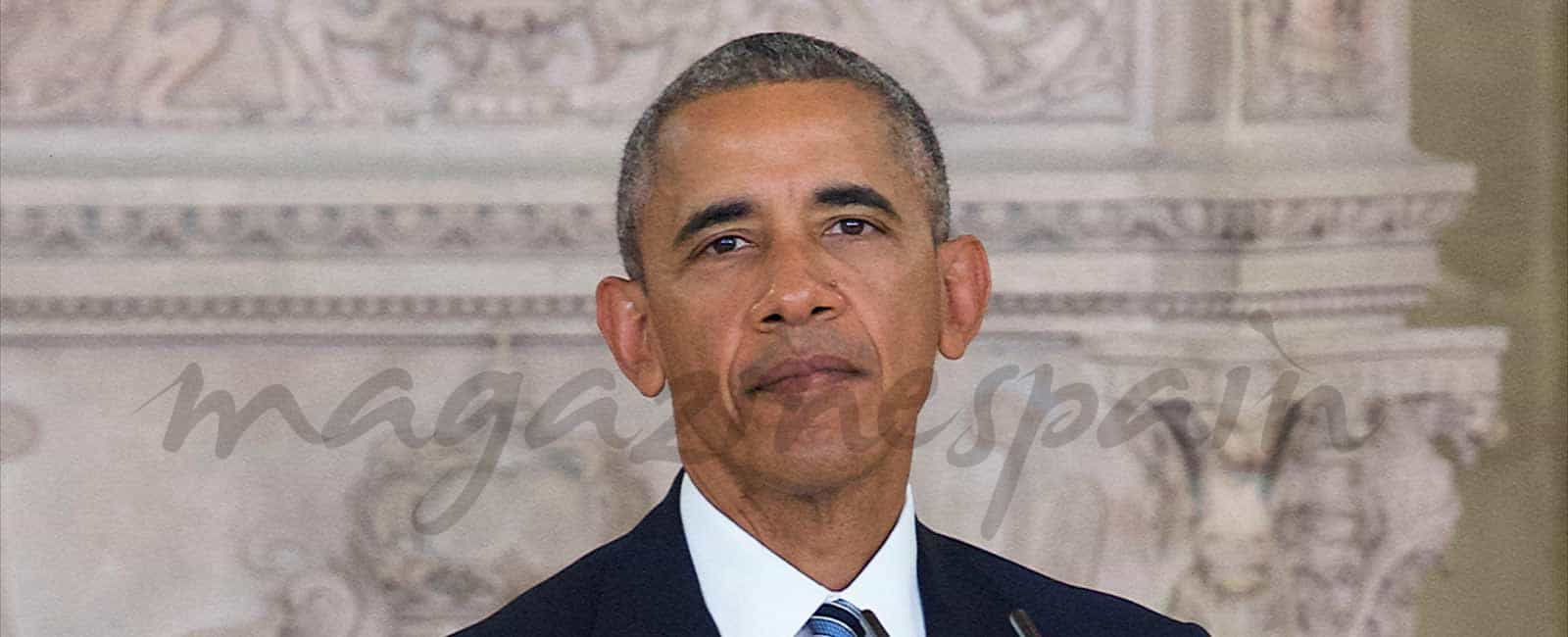 Barak Obama en España