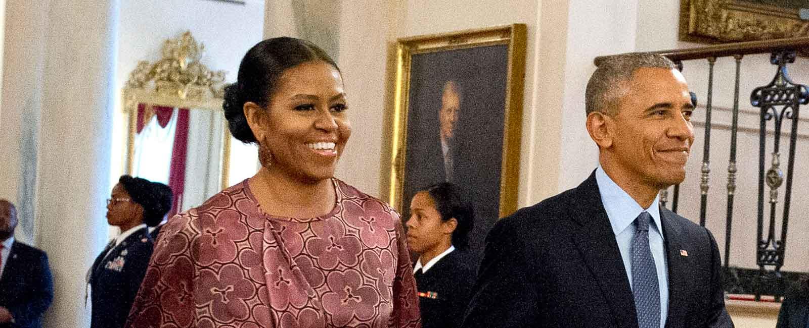 Barack Obama impone sus últimas «Medallas de la Libertad»