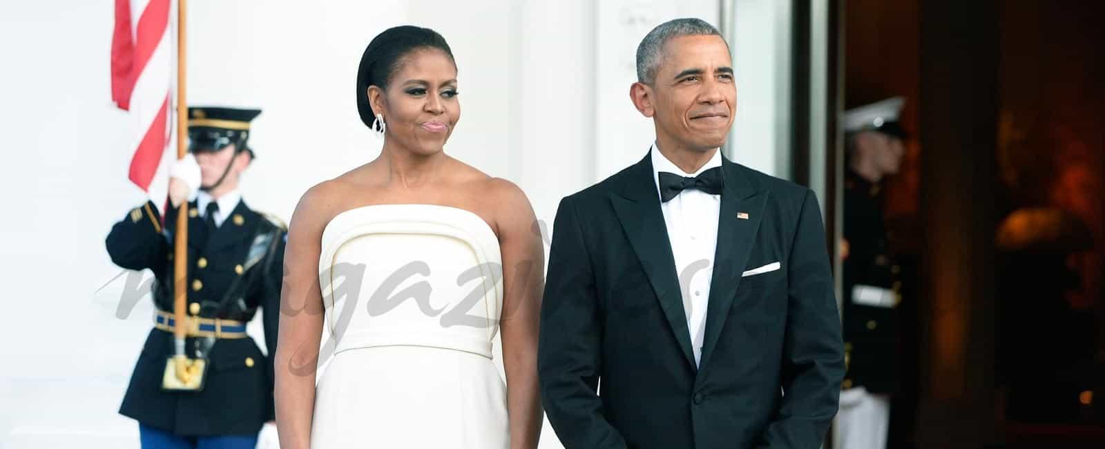 barack y michelle obama galeria de fotos