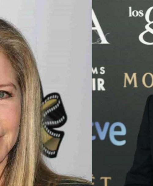 """Barbra Streisand y Antonio Banderas cantan juntos, """""""