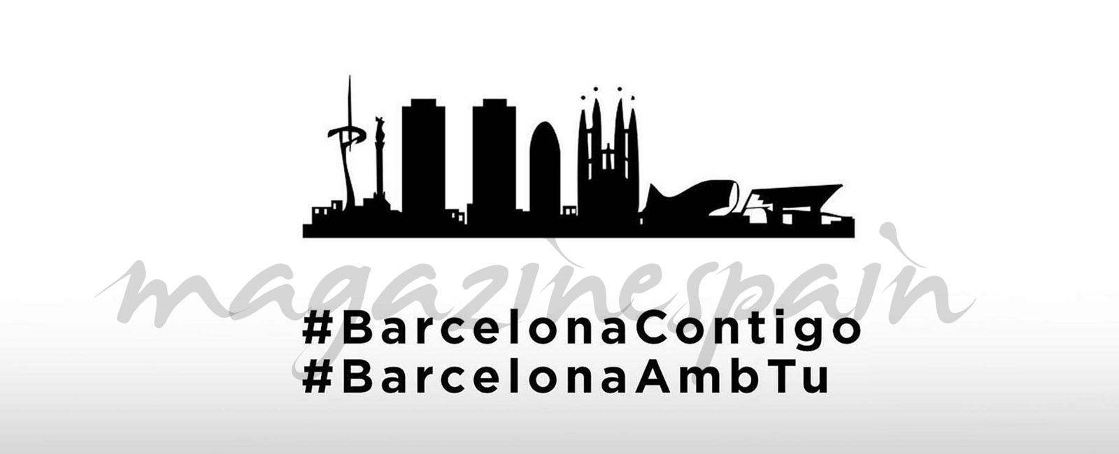Las redes sociales se solidarizan con Barcelona