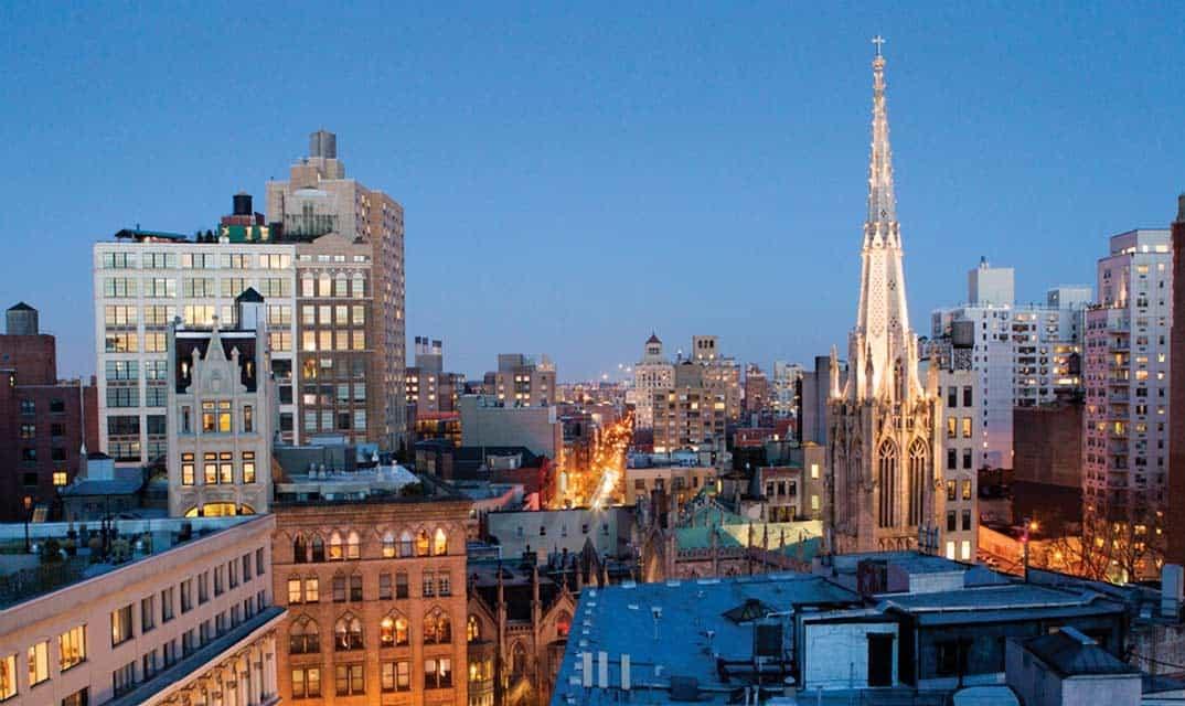El apartamento de DiCaprio, en New York, 22.600€ al mes