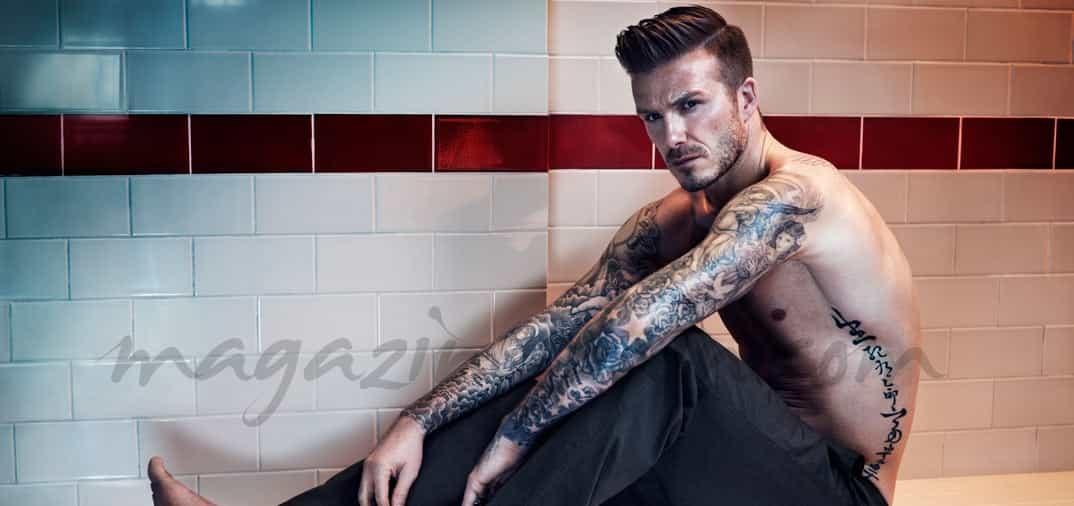 Beckham espectacular…
