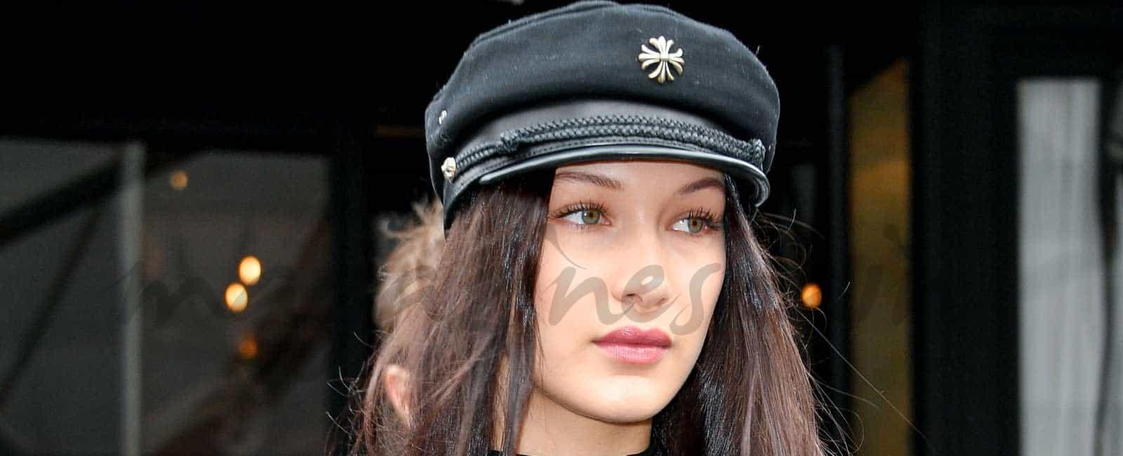 Bella Hadid, nuevo «ángel», lección de estilo