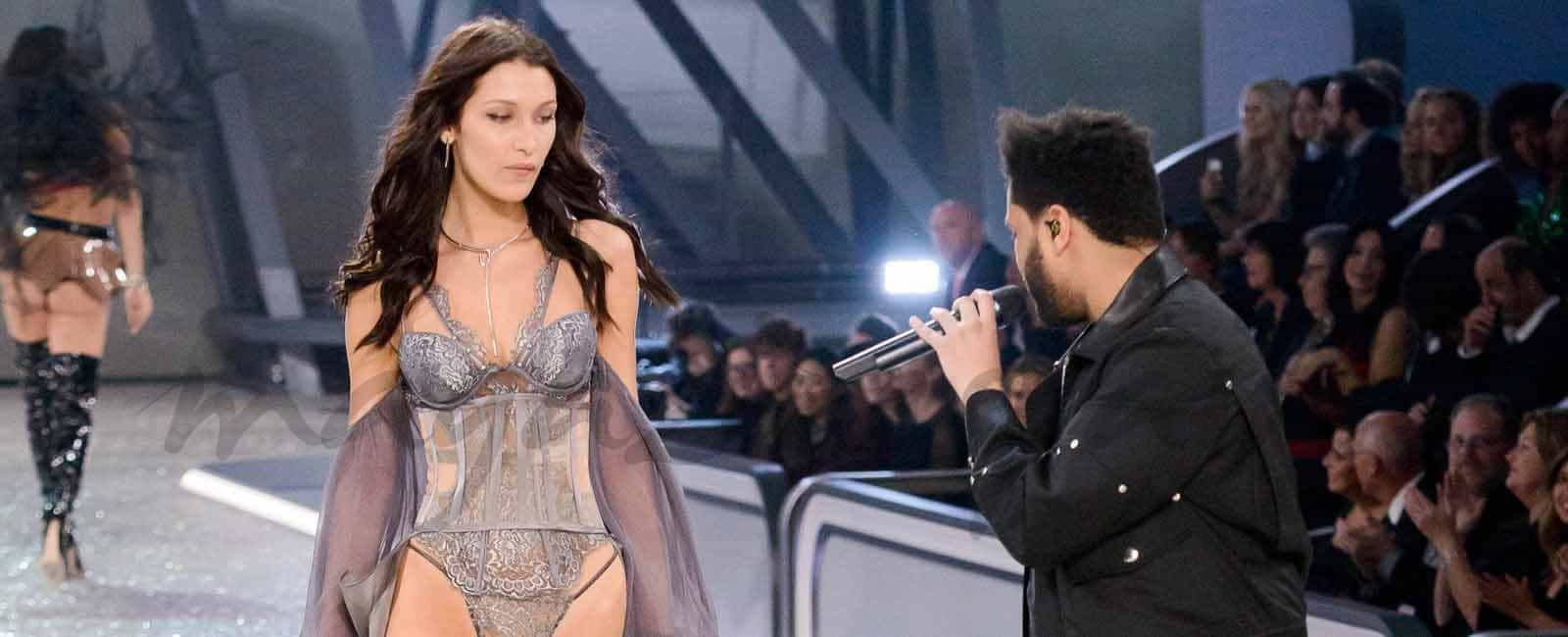 El «tenso» reencuentro de Bella Hadid y The Weeknd