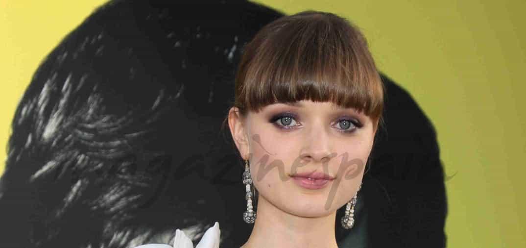 Un nuevo rostro, en la segunda parte de «50 sombras de Grey»: Bella Heathcote