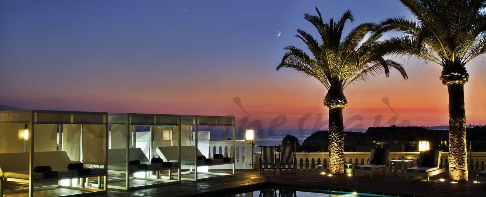 El hotel más bonito de Portugal