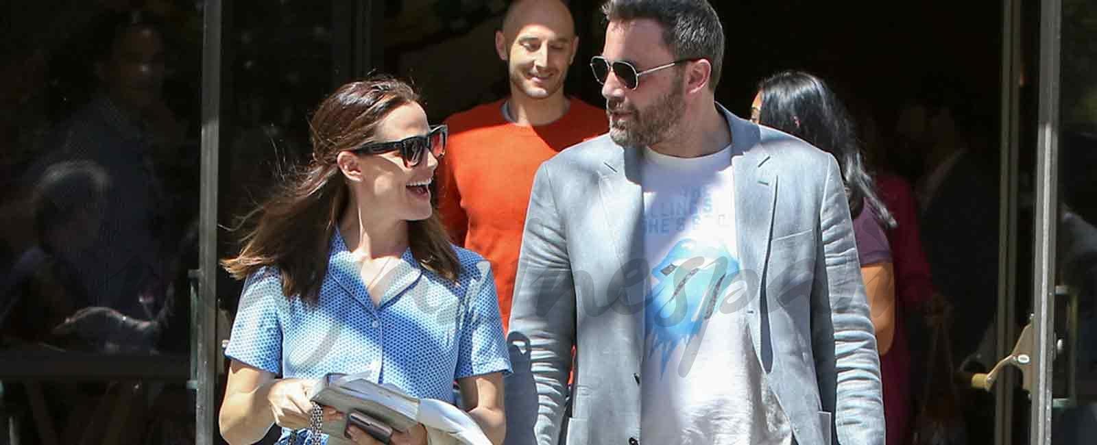 Ben Affleck quiere volver con Jennifer Garner