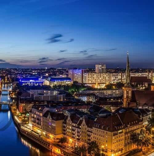 Berlín: Ciudad de contrastes – 1ª Parte