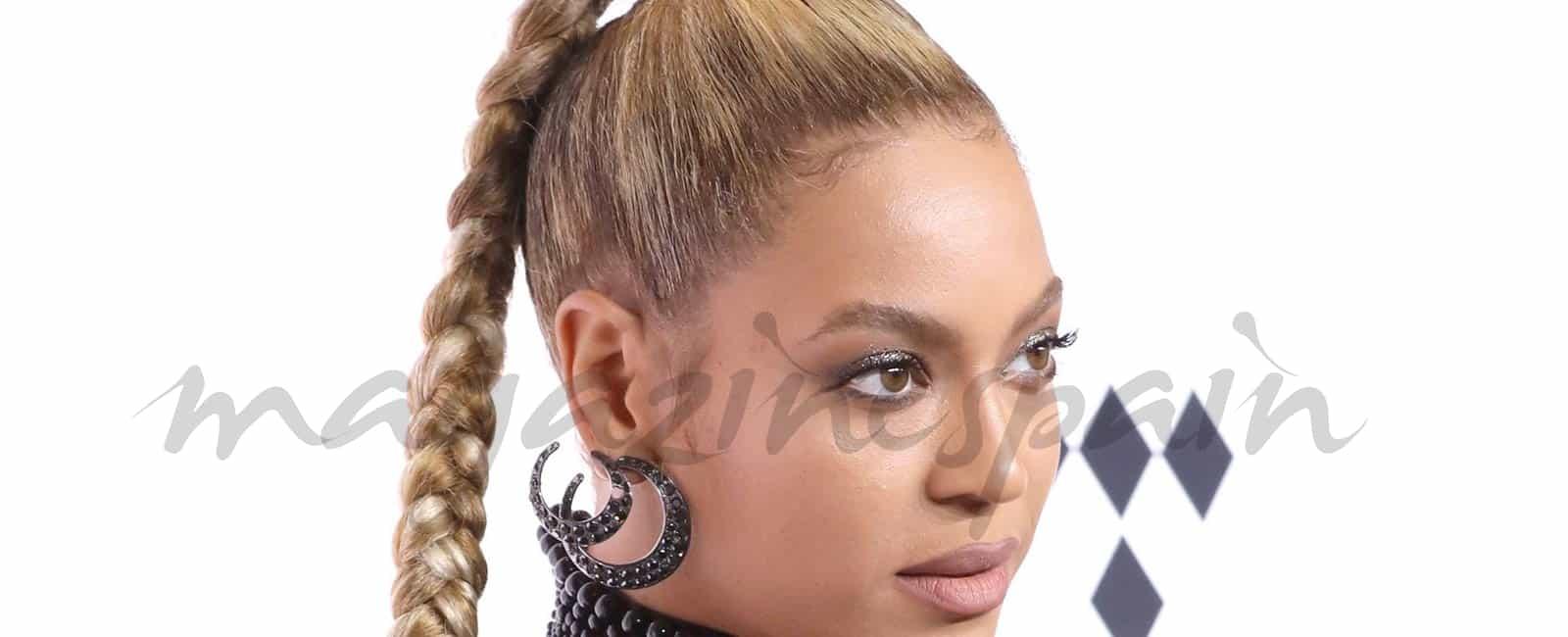 Las transparencias de Beyoncé