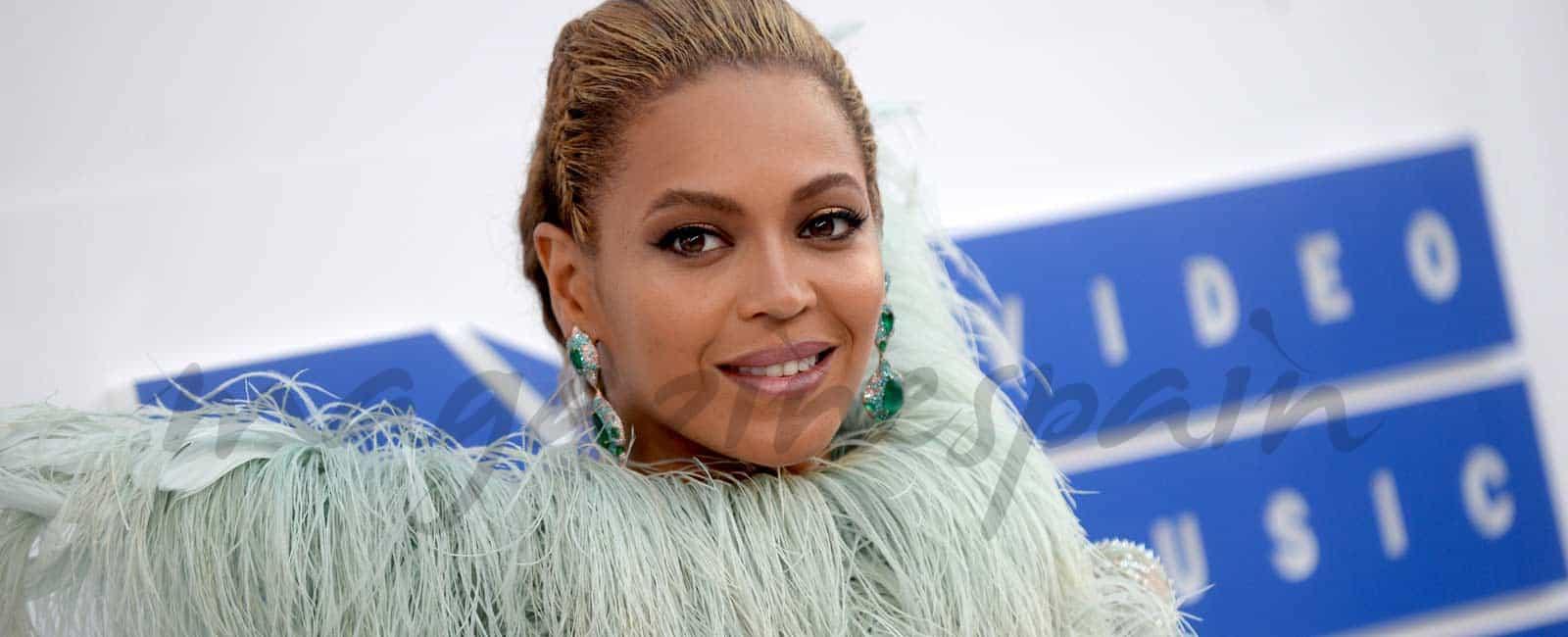 Beyoncé presenta a sus mellizos Sir y Rumi