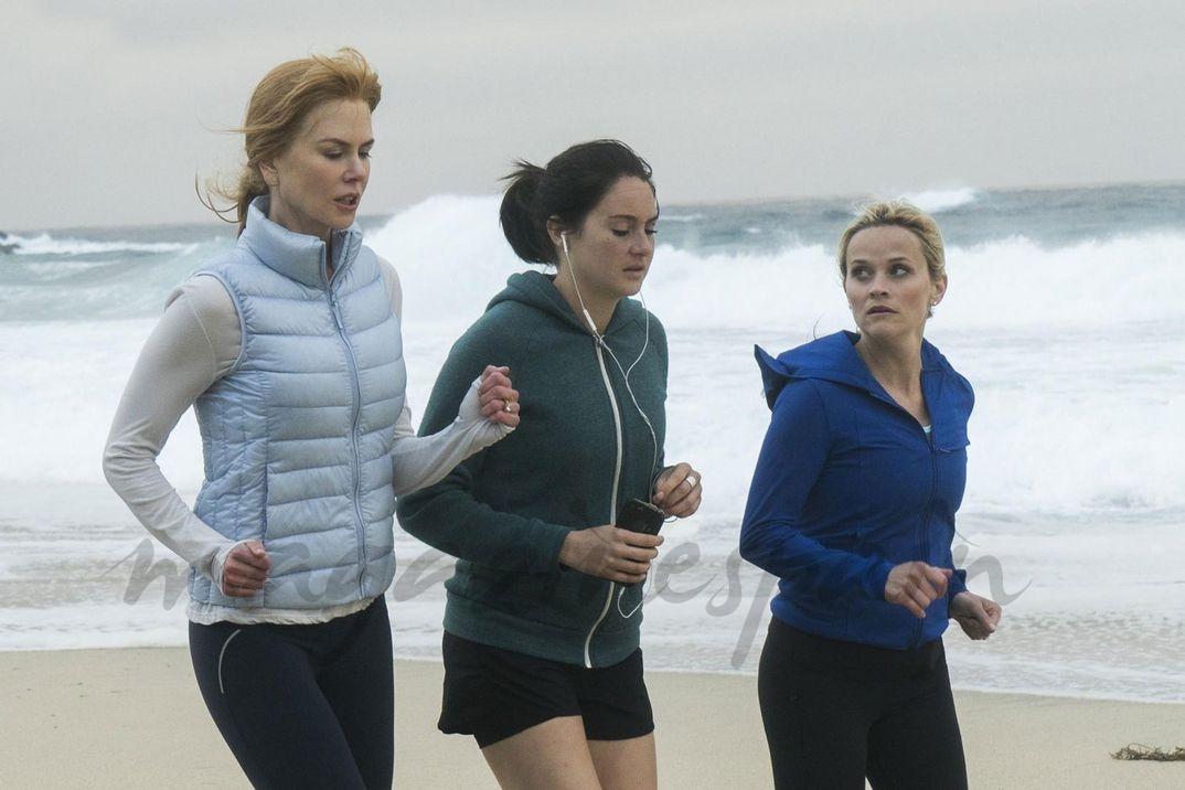 Nicole Kidman, Reese Witherspoon, Shailene Woodley © HBO