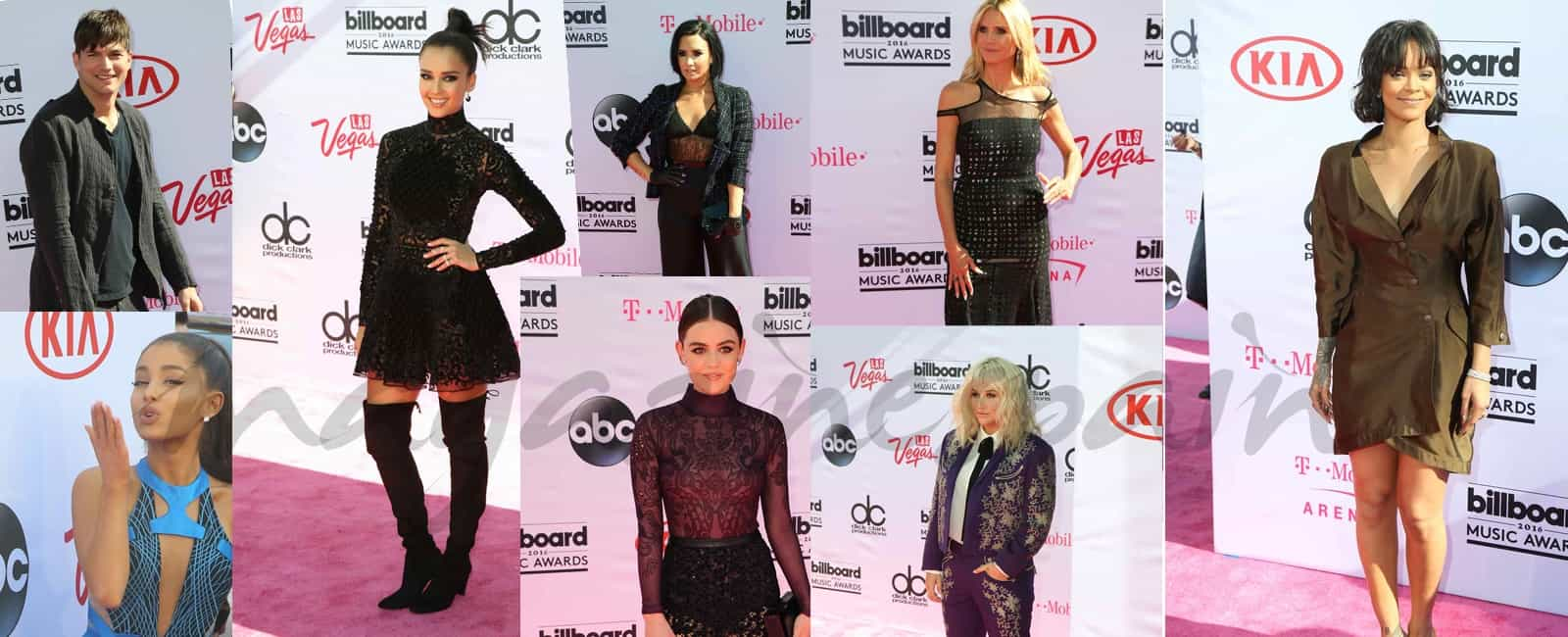 Premios Billboard Music 2016