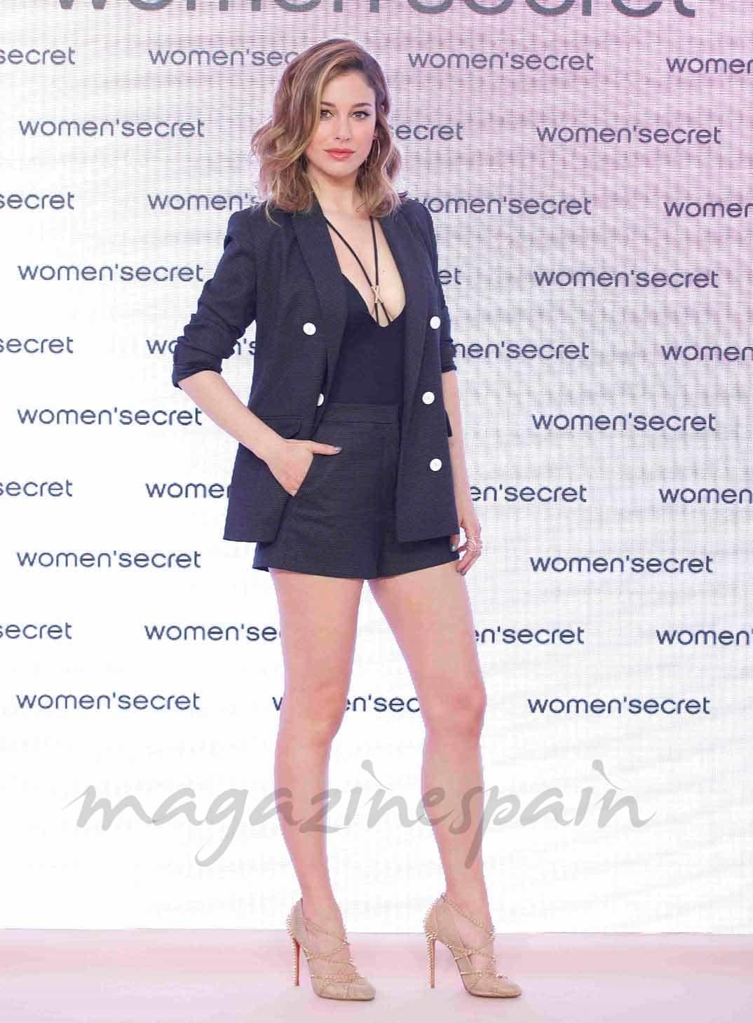 blanca suarez, womans secret