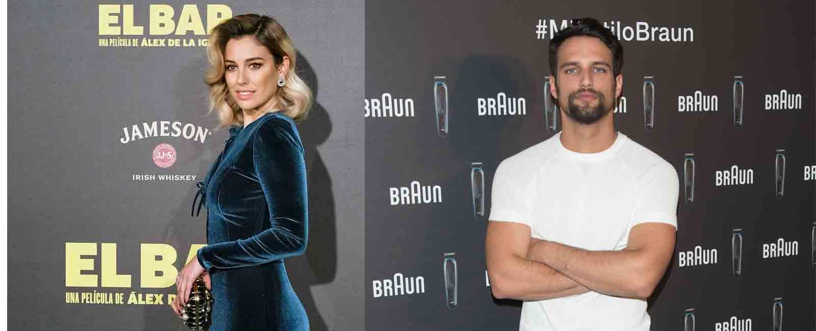 Blanca Suárez y Jesús Castro los actores más guapos de España