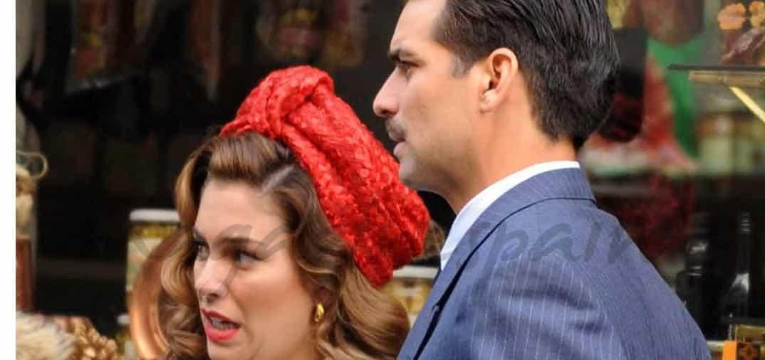 Blanca Suárez y Rubén Cortada, de nuevo juntos