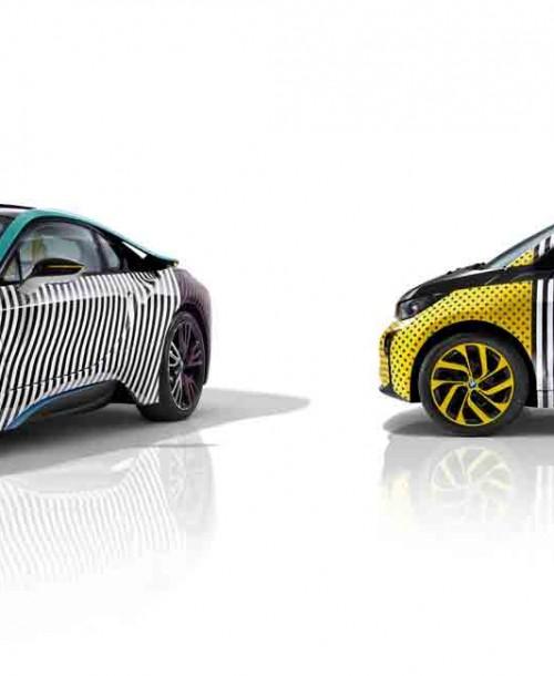 BMW i8 y BMW i3 dos modelos exclusivos de Garage Italia Customs