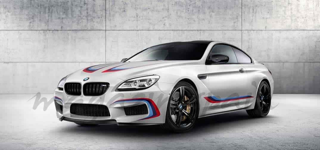 Nuevo BMW M6 Coupé Competition Edition