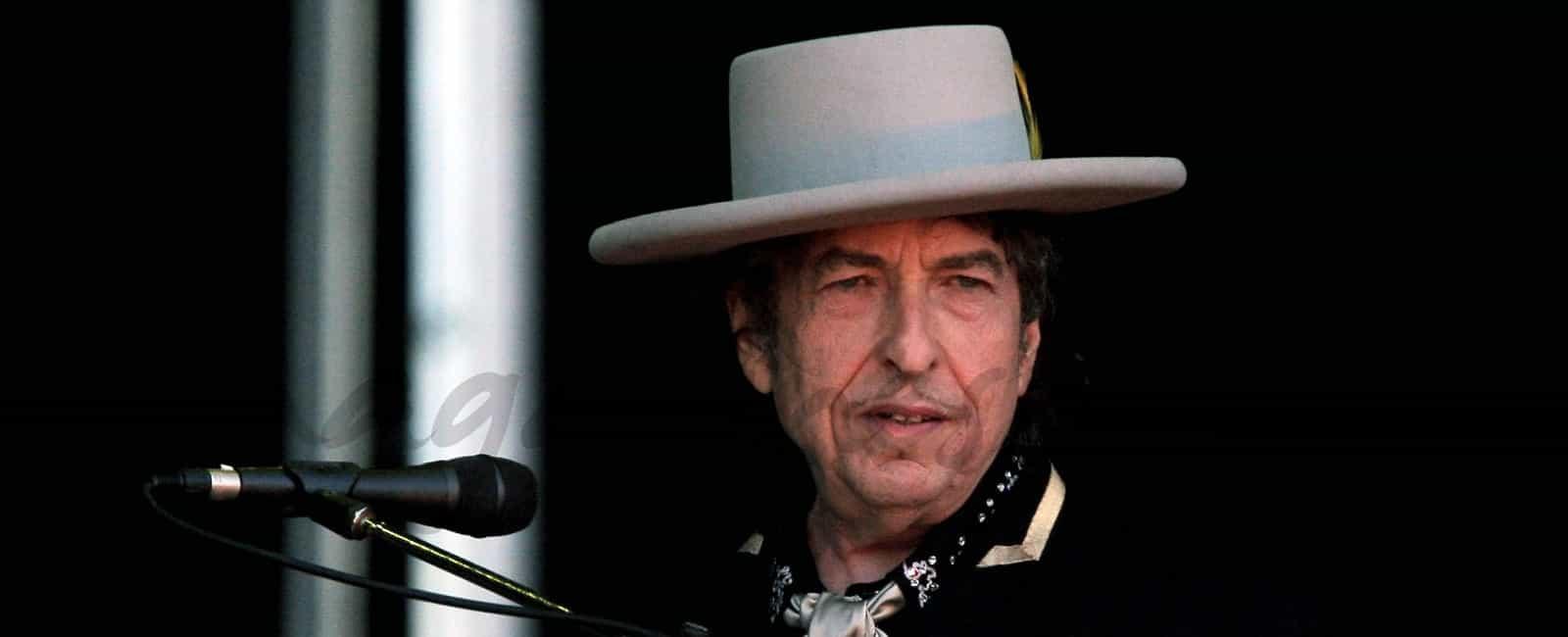 Bob Dylan premiado con el Nobel de Literatura