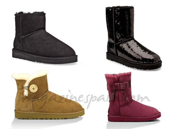 Varios modelos de botas (PVP aprox. 200,00 €)