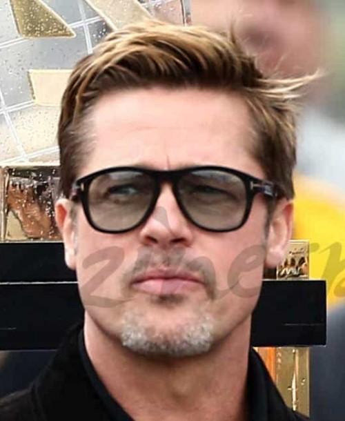 """Brad Pitt en las """"24 Horas de Le Mans"""""""