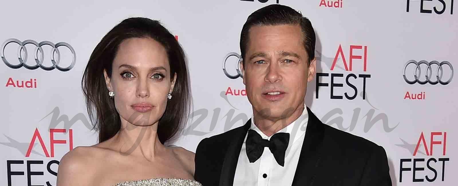 Brad Pitt y Angelina Jolie… Sigue el proceso de divorcio