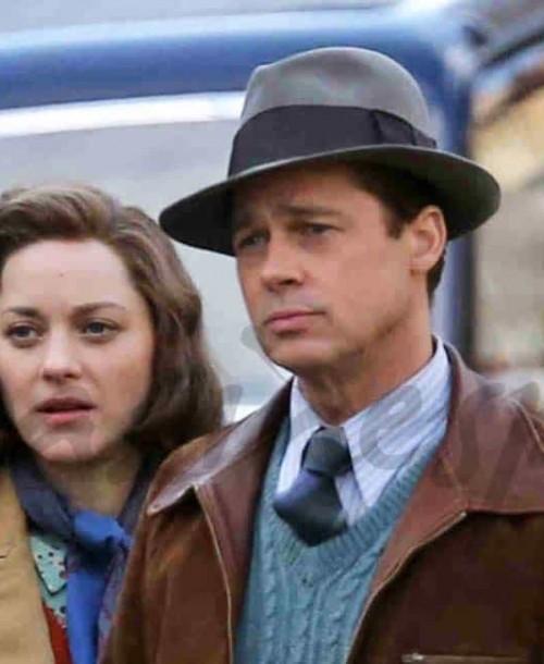 Angelina Jolie contrató un detective por este rodaje de Brad Pitt y Marion Cotillard
