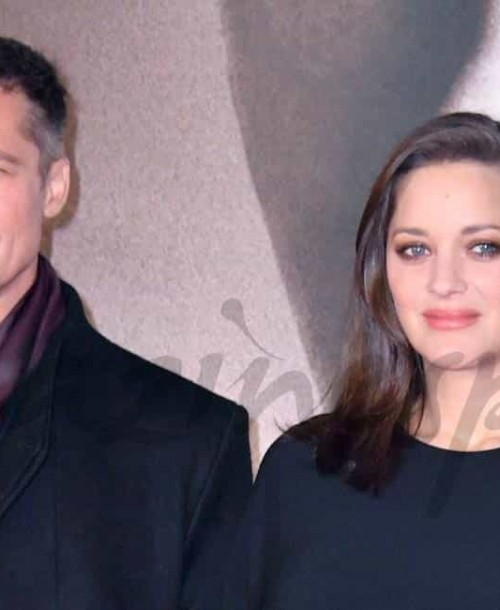 """Brad Pitt y Marion Cotillard presentan hoy en Madrid, """"Aliados"""""""