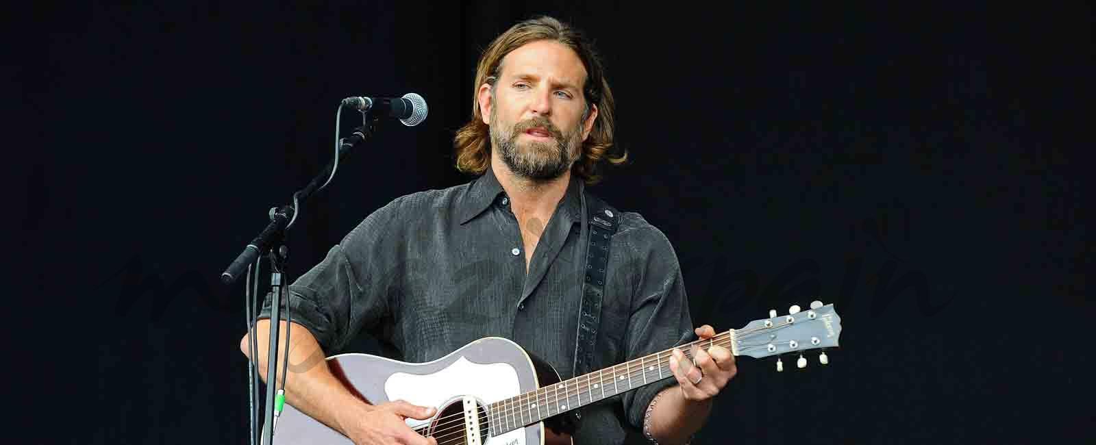 Bradley Cooper se «pasa» a la música