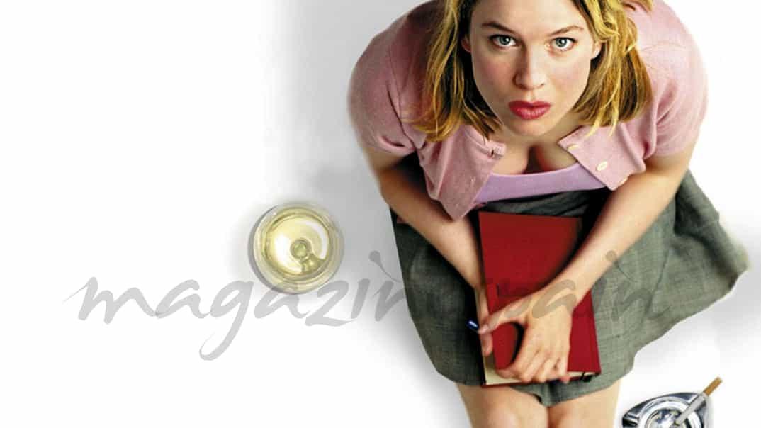 Renee Zellweger como Bridget Jones