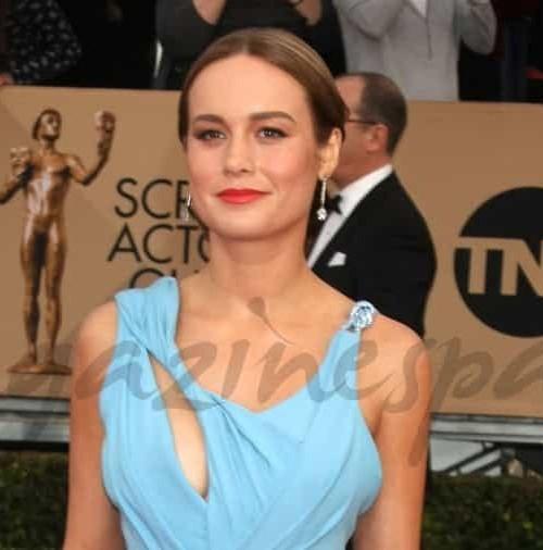 La alfombra roja de los Premios del Sindicato de Actores, en Los Ángeles