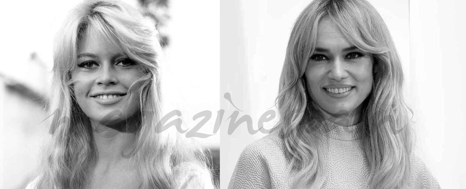 Patricia Conde se transforma en Brigitte Bardot