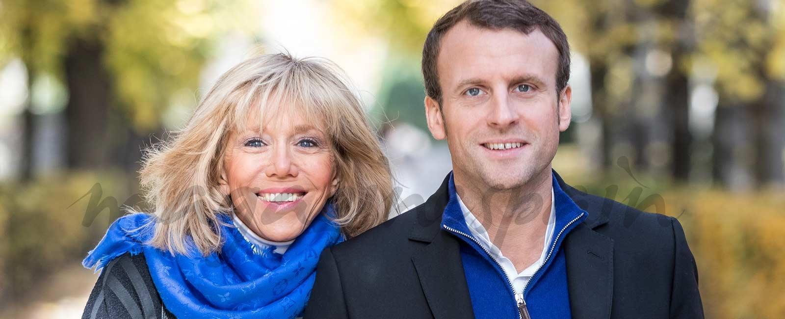 El estilo de Brigitte Trogneux, la nueva primera dama francesa