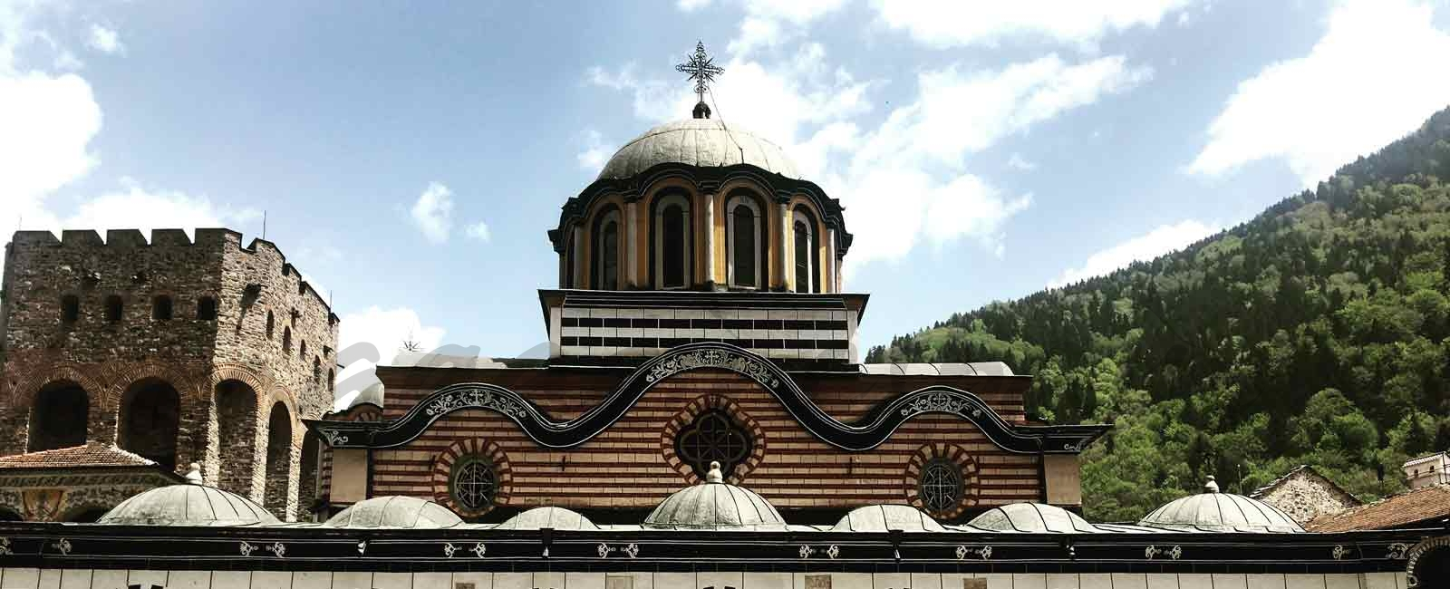 Monasterio Rila destacada