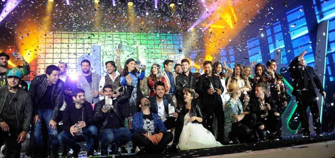 Premios Cadena Dial: Malú, Antonio Orozco, Manuel Carrasco…