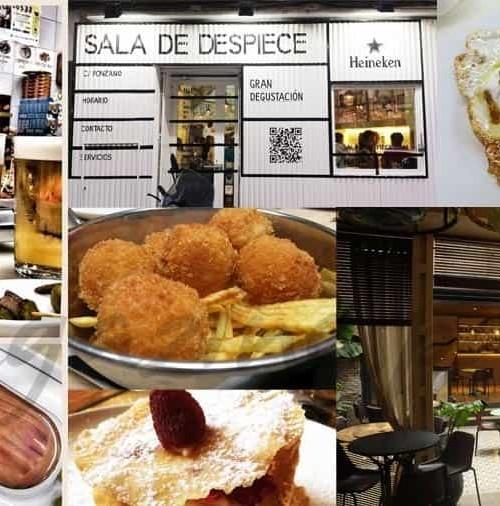 Ponzano, la calle más gastronómica de Madrid: Desde José Abascal a Santa Engracia