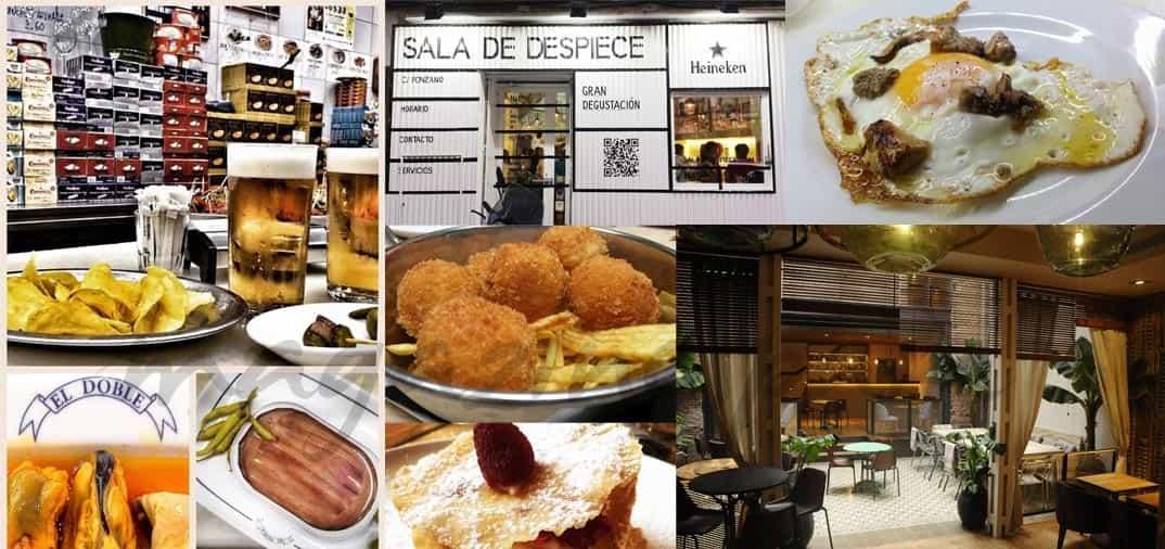 Ponzano la calle m s gastron mica de madrid parte 1 - Libreria gastronomica madrid ...