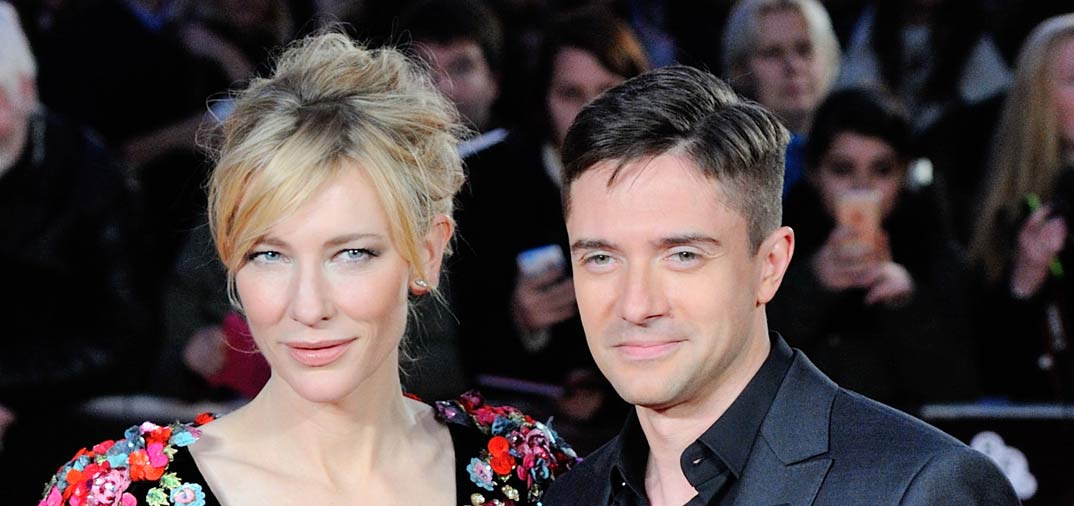 Cate Blanchett espectacular