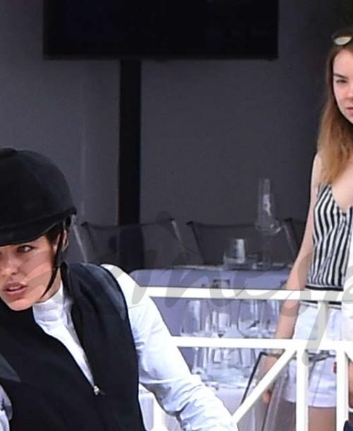 Carlota Casiraghi le presenta su nuevo novio a su madre, la princesa Carolina de Mónaco