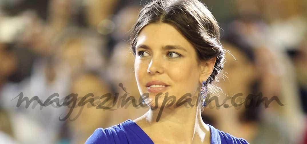 Carlota Casiraghi estrella en Montecarlo