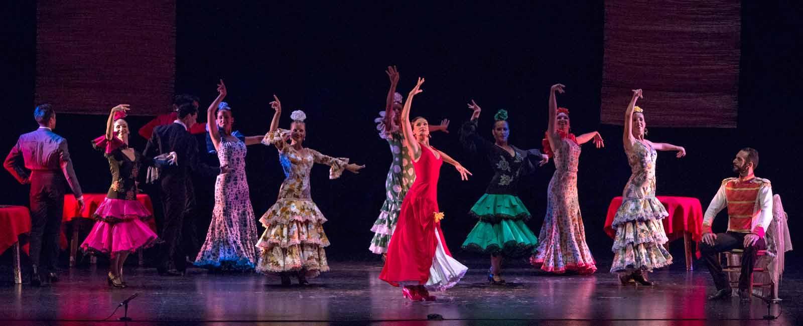 «Carmen» dispuesta a enamorar al público del Teatro Nuevo Apolo