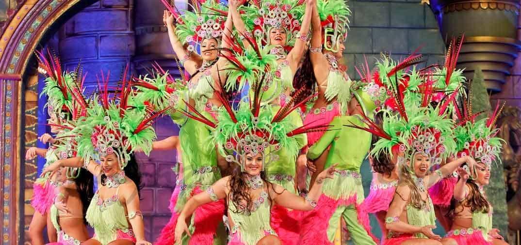 Cinco siglos de Carnavales en las Islas Canarias