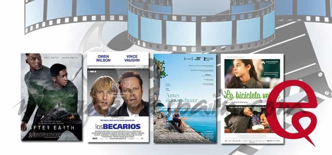Estrenos de cine de la Semana…28 de Junio