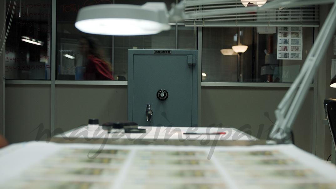 La casa de papel - Capítulo 7 - © Atresmedia