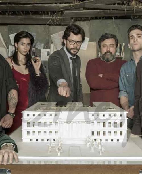 """Estreno de """"La Casa de papel""""… ¿Quieres formar parte del mayor atraco de la historia?"""