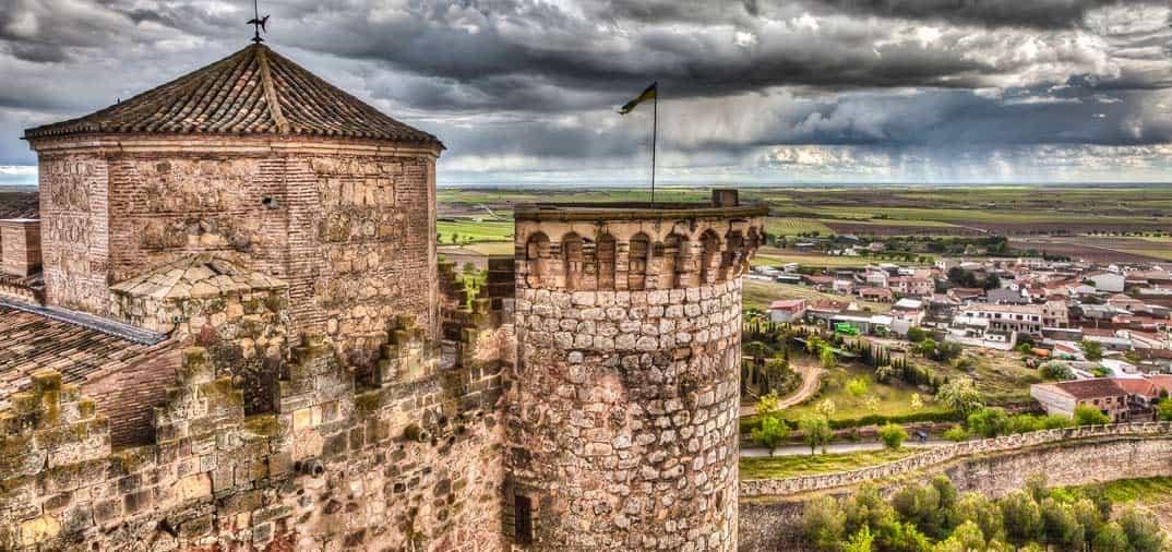 Un viaje a la Edad Media: El Castillo de Belmonte