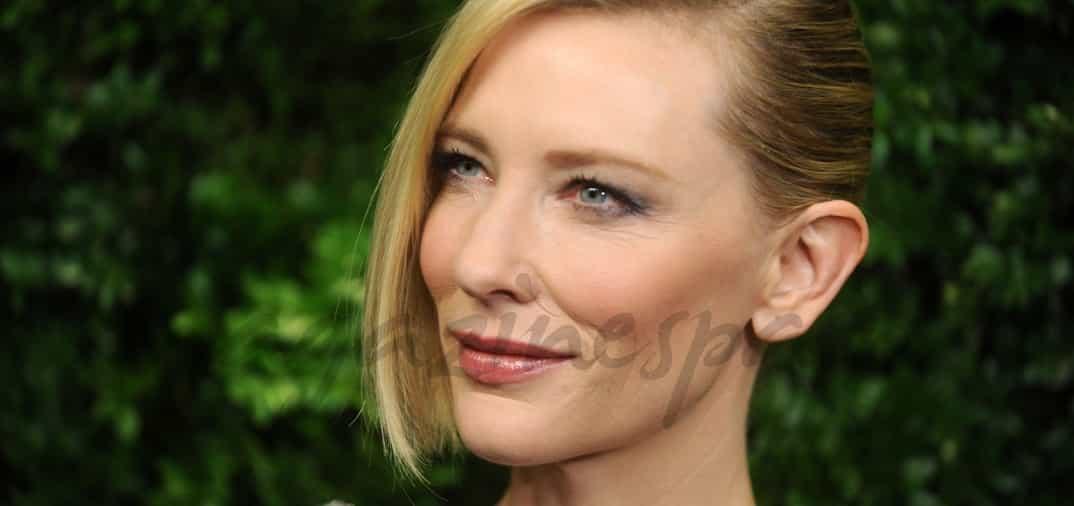 Cate Blanchett, merecido homenaje