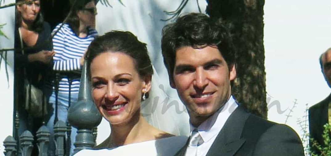 Cayetano Rivera y Eva González, ya están casados