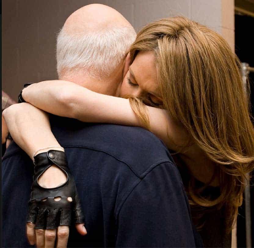 celine dion foto en facebook con su marido