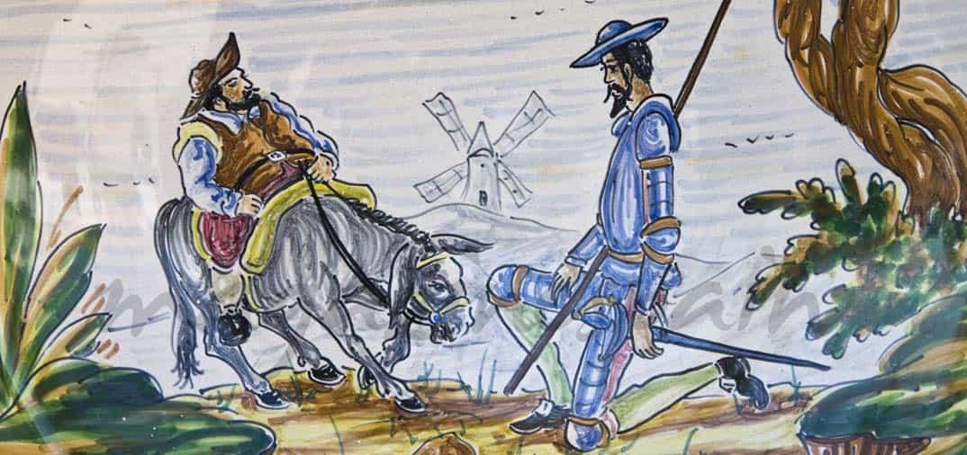 Día de Cervantes. Día Internacional del Libro